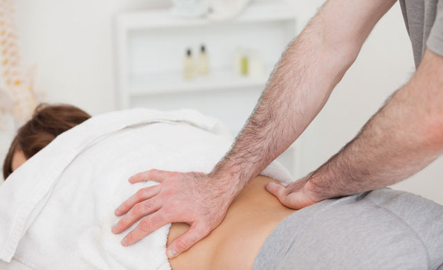 Ipswich Chiropractor Adjustment