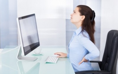 Sitting is the new smoking but chiropractic can help